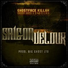 "Ghostface Taps E-40,洛杉矶《黑暗人》& Snoop Dogg For ""Saigon Velour"""