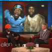 """Andre 3000 Talks About Touring & Stylish Jumpsuits On """"Ellen"""""""