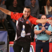 French Montana Wins Celebrity Bowling Competition