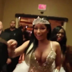 Nicki Minaj Waves Wand At Seemingly Wheelchair-Bound Person, Spurs Controversy
