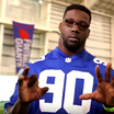 Jason Pierre-Paul Releases A Fireworks PSA One Year After Gruesome Accident