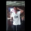 Watch Gilbert Arenas Torment Nick Young And His Son