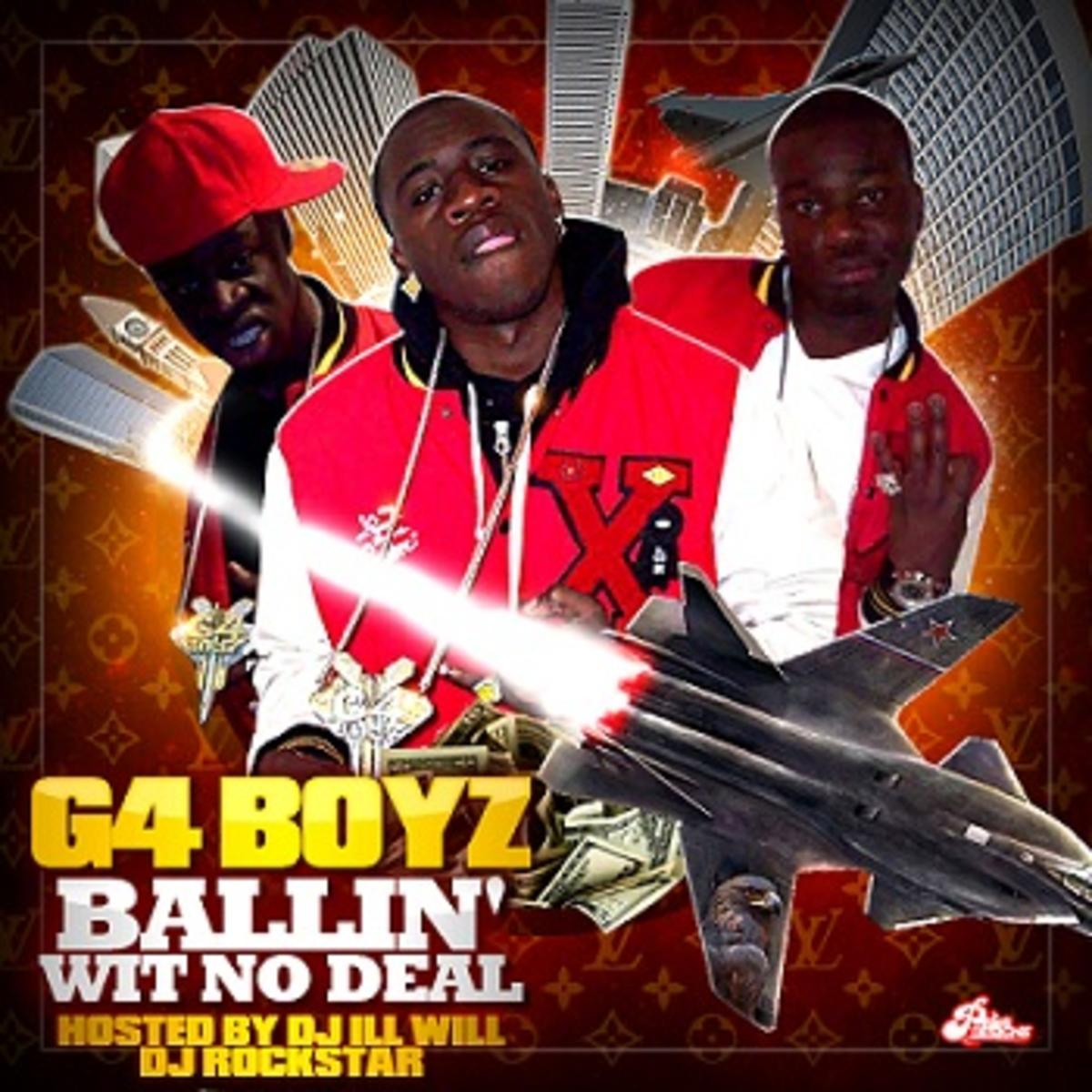 Alley Boy Responds To G4 Boyz g4 boyz - ballin wit no deal (hosteddj ill will & dj roc