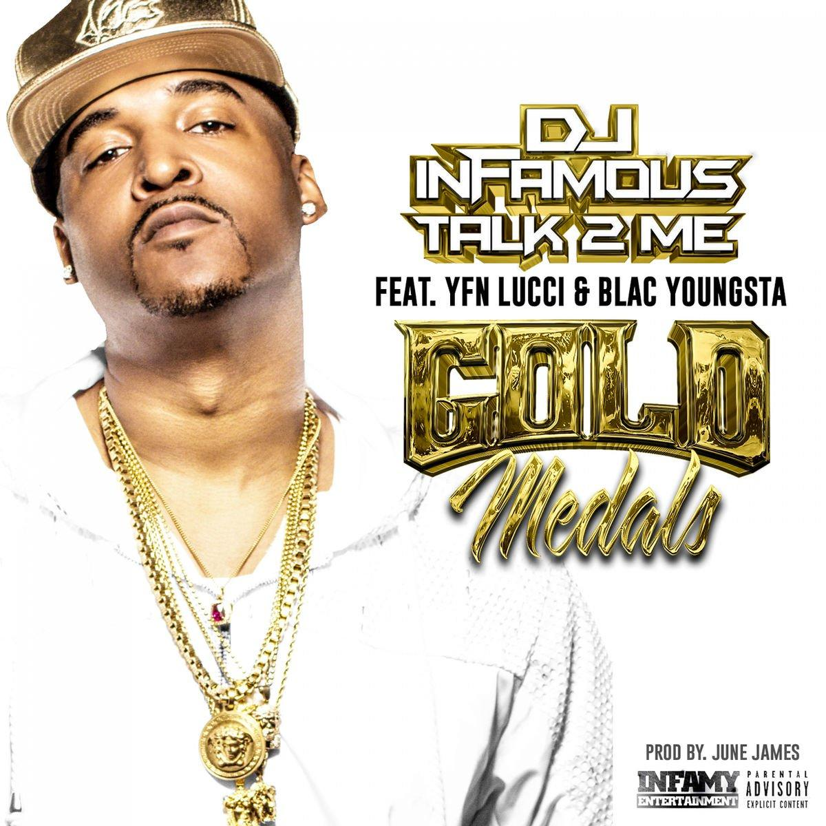 DJ Infamous Links Up With YFN Lucci & Blac Youngsta On