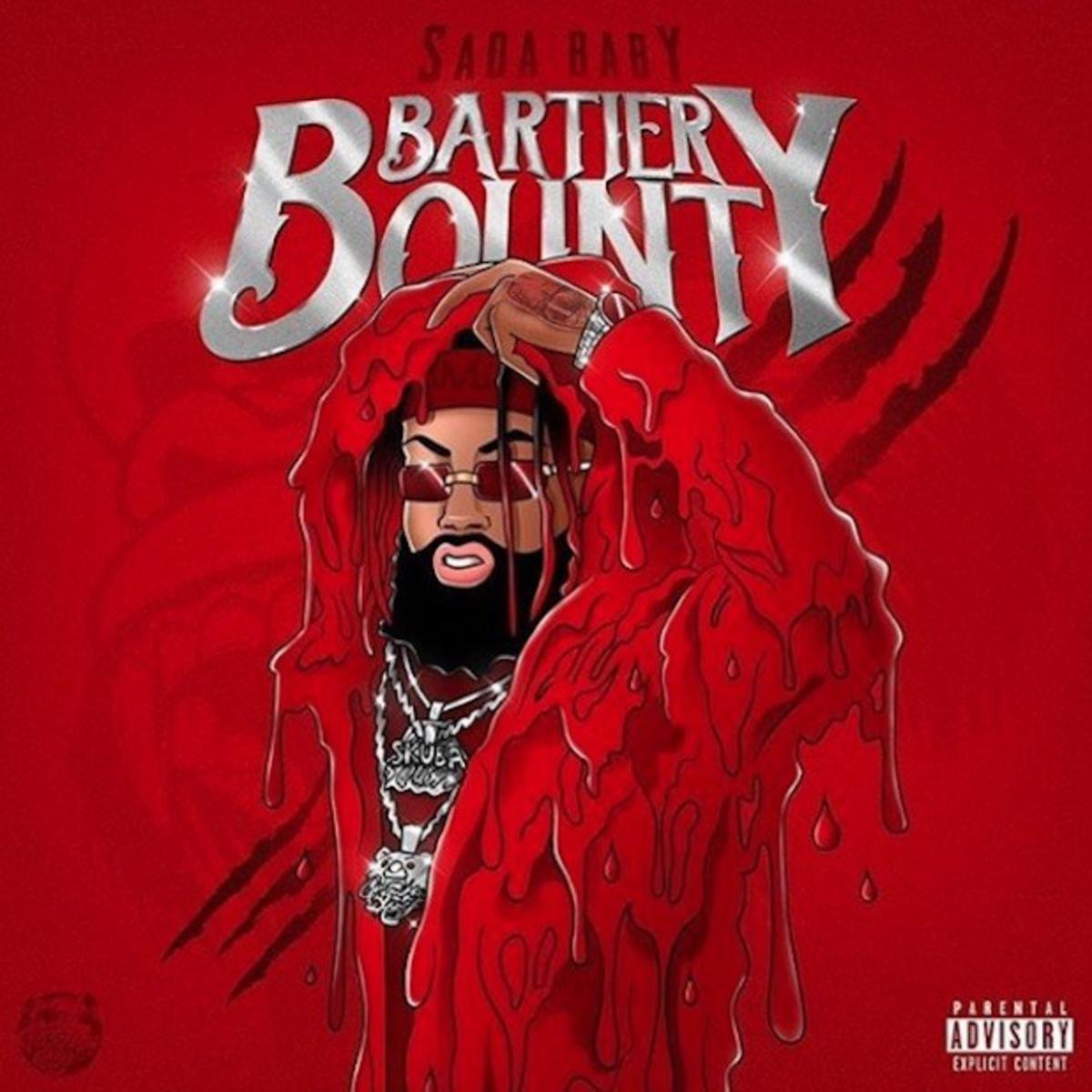 Sada Baby Drops Off His New Album Bartier Bounty