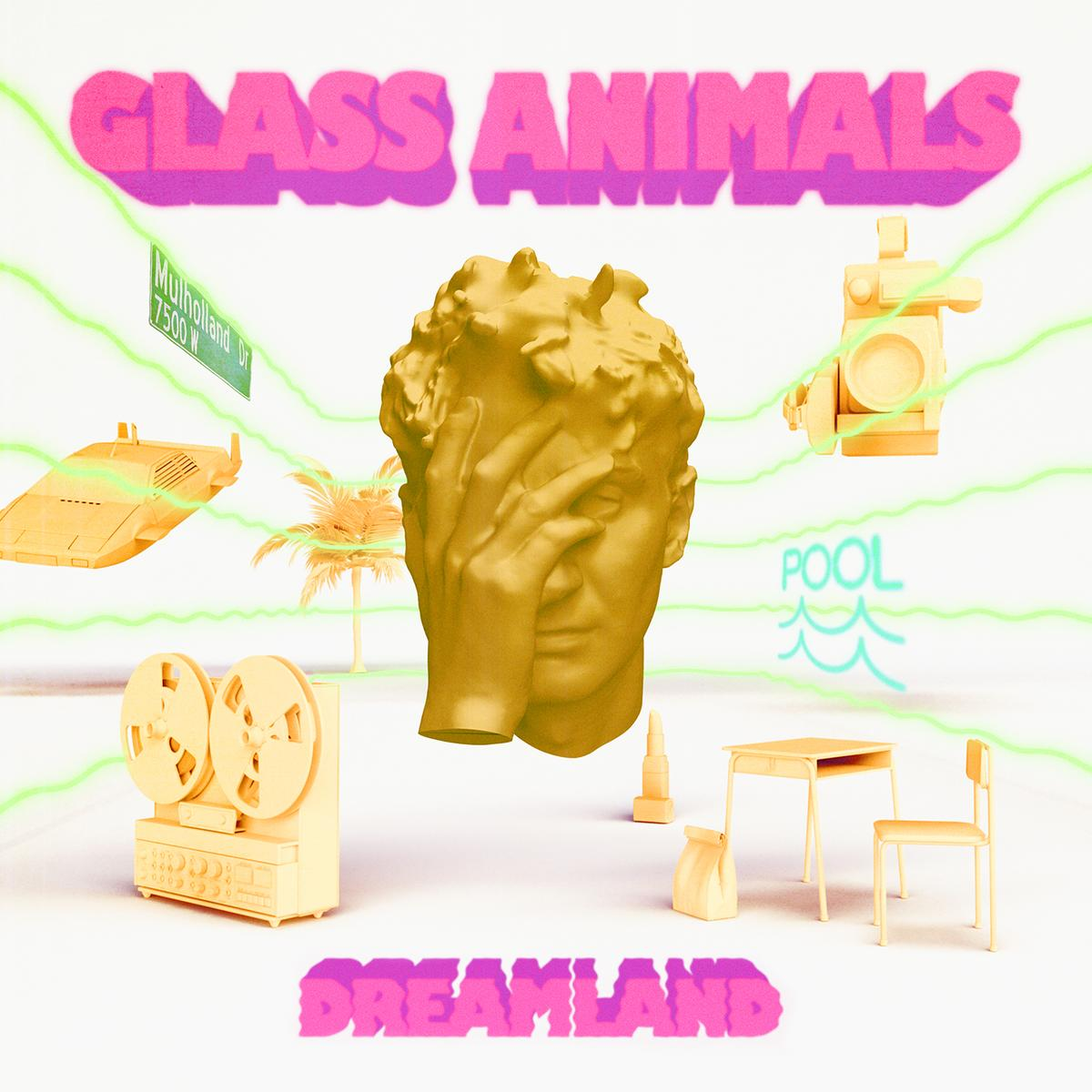 Glass Animals/Republic Records