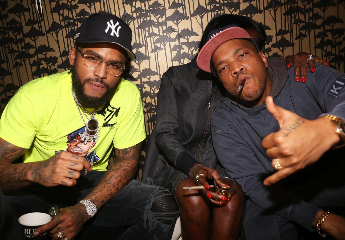 Dave East & Styles P