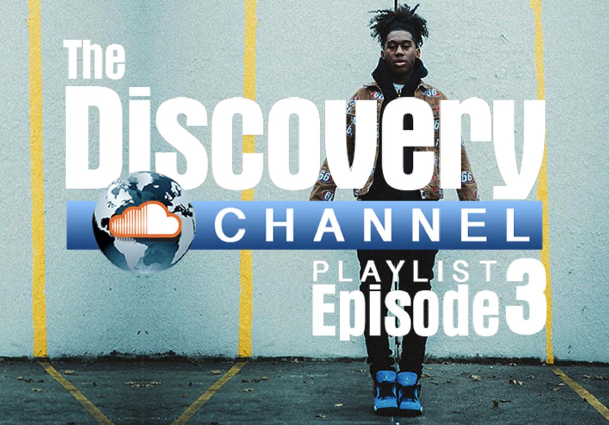 The Discovery Channel Playlist