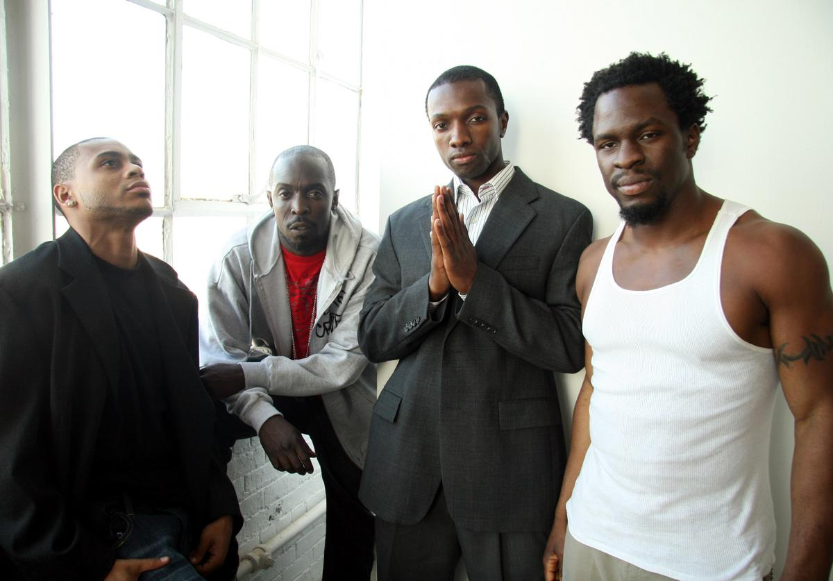 Cast of The Wire