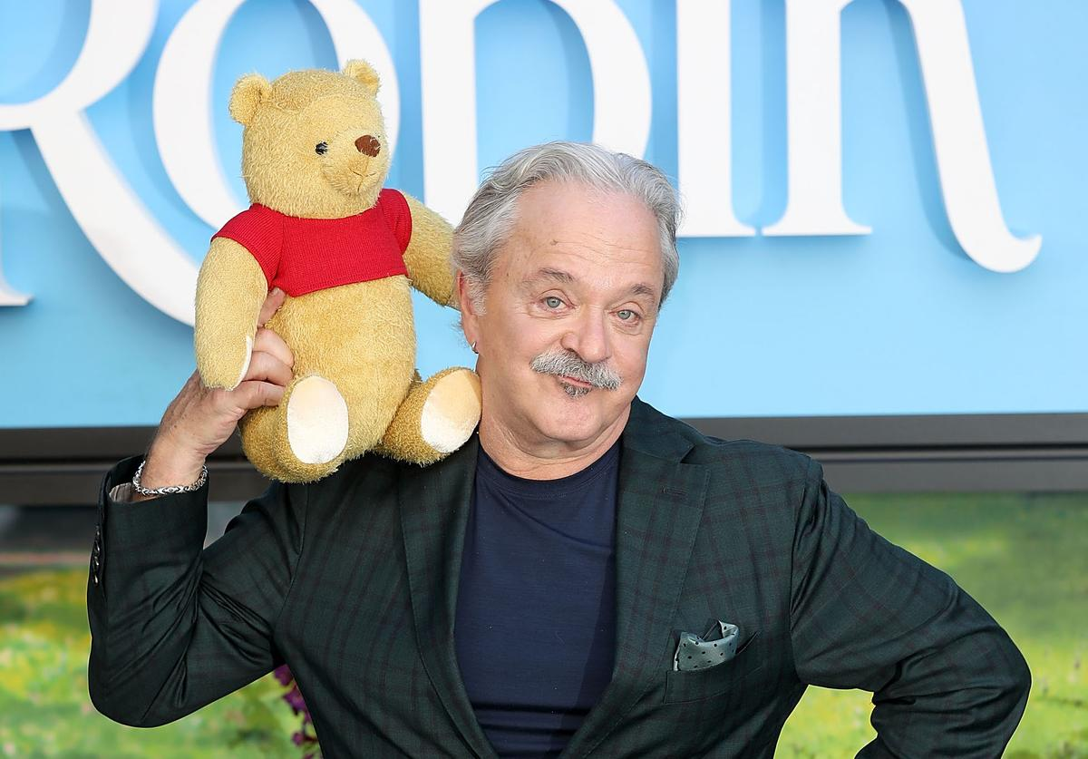 Jim Cummings attends the European Premiere of Disney's 'Christopher Robin' at BFI Southbank