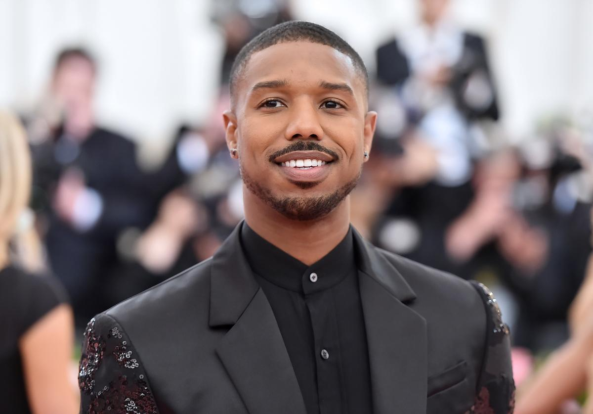 Michael B. Jordan attends The 2019 Met Gala Celebrating Camp: Notes on Fashion at Metropolitan Museum of Art on May 06, 2019 in New York City