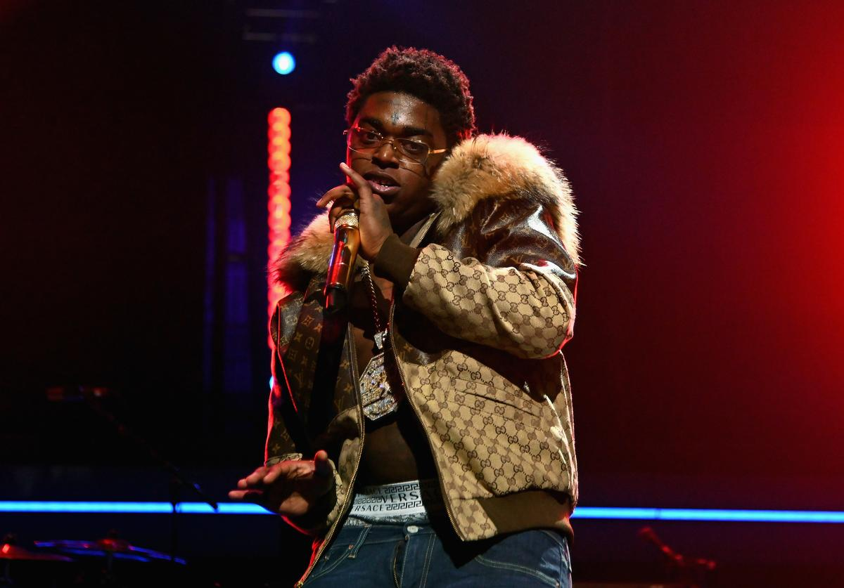 Kodak Black performs onstage during the 4th Annual TIDAL X: Brooklyn at Barclays Center of Brooklyn on October 23, 2018 in New York City.