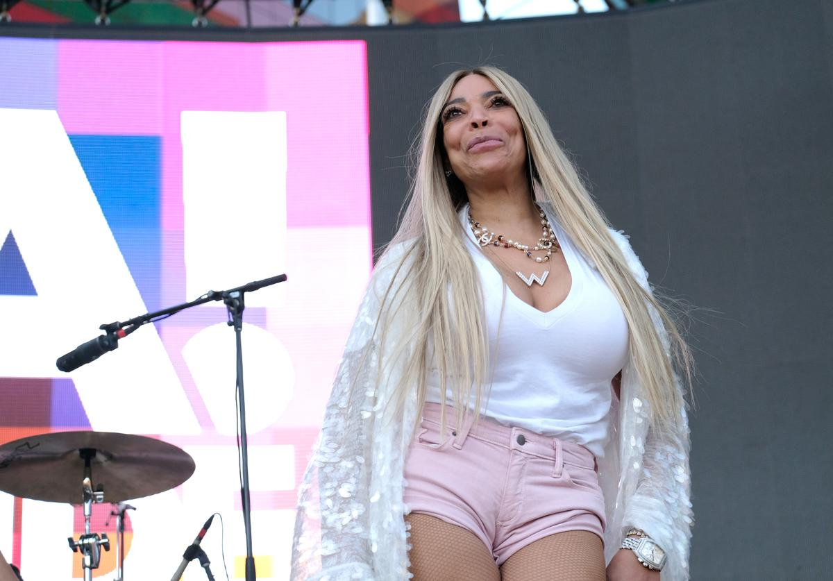 Wendy Williams attends LA Pride 2019 on June 8, 2019 in West Hollywood, California
