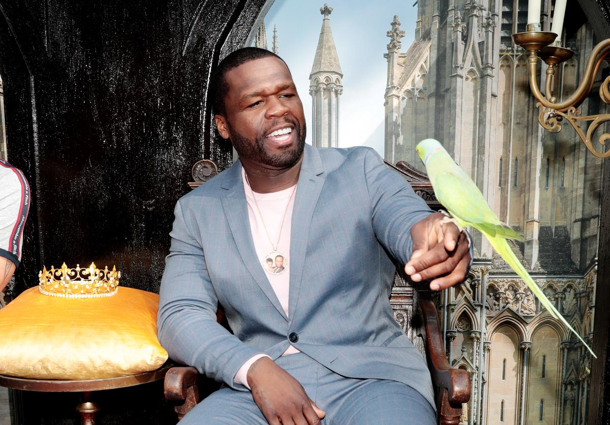 50 Cent attends Starz FYC 2019 — Where Creativity, Culture and Conversations Collide on June 02, 2019 at Westfield Century City in Century City, California