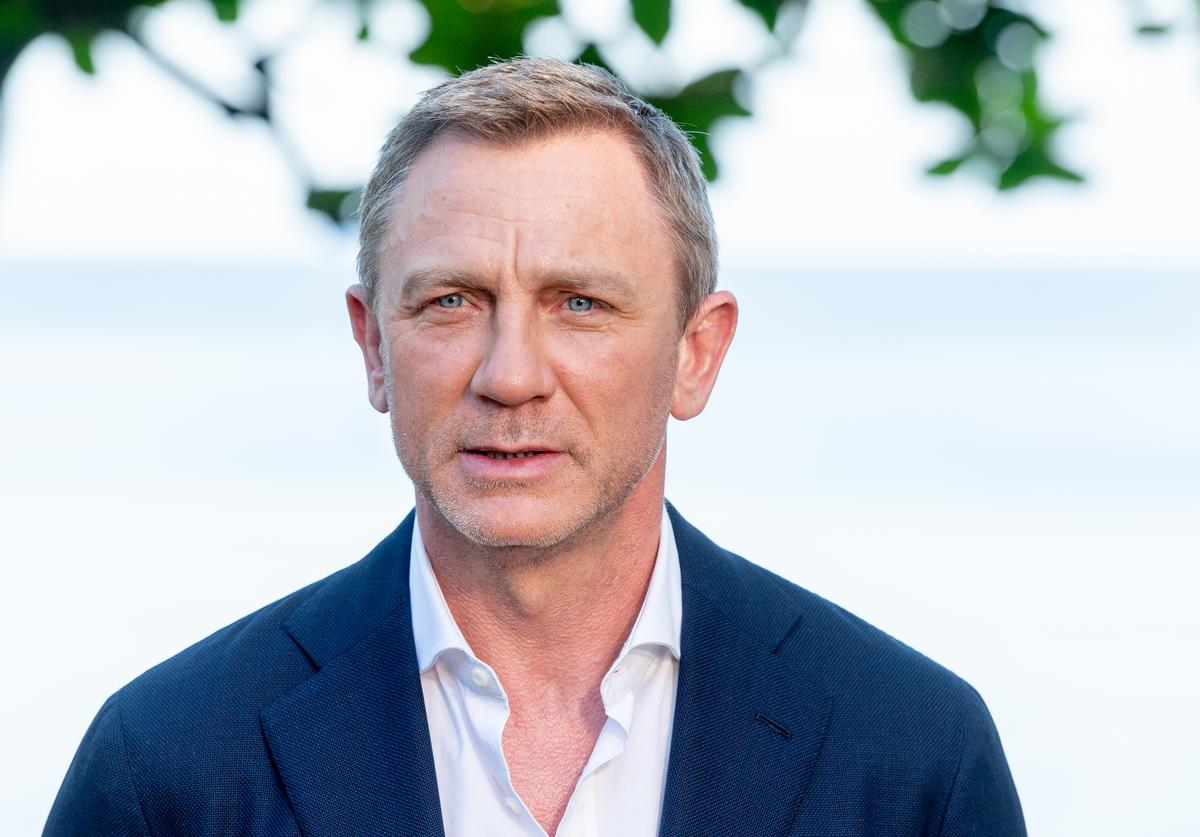 "Actor Daniel Craig attends the ""Bond 25"" Film Launch at Ian Fleming's Home ""GoldenEye"", on April 25, 2019 in Montego Bay, Jamaica."