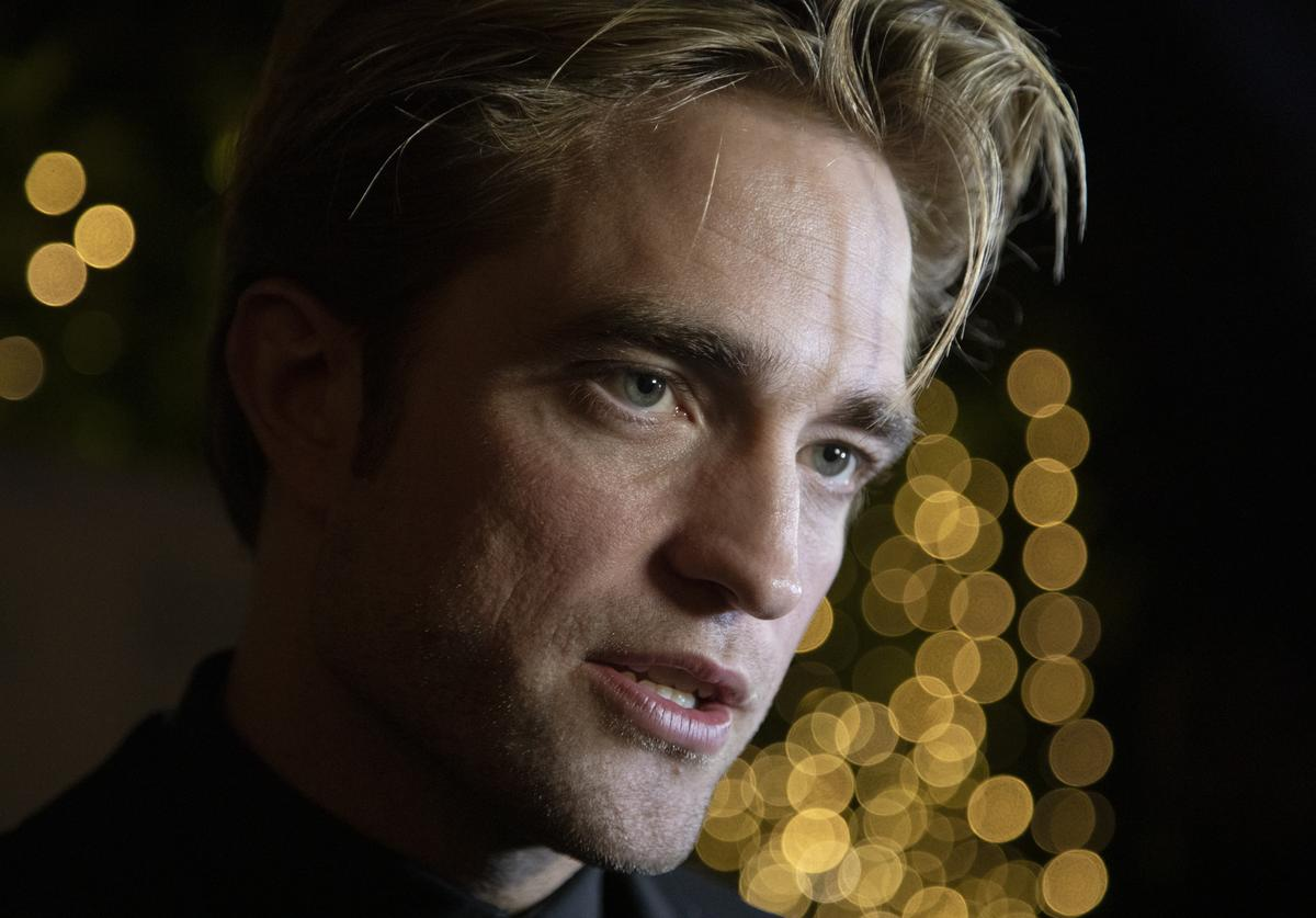 """Robert Pattinson appears at the 42nd Mill Valley Film Festival - Special Screenings Of """"The Lighthouse"""" And """"Harriet"""" on October 5, 2019 in Mill Valley, California."""