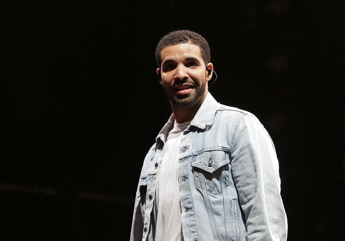 Drake performs during the Future Music Festival at Royal Randwick Racecourse on February 28, 2015 in Sydney, Australia