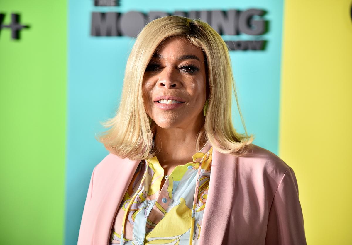 "Wendy Williams attends the Apple TV+'s ""The Morning Show"" World Premiere at David Geffen Hall on October 28, 2019 in New York City"