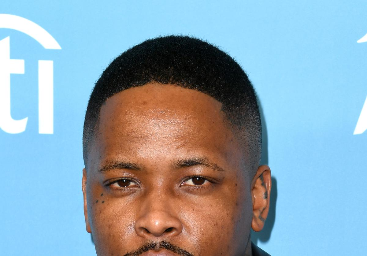 YG at 2019 Variety's Hitmakers Brunch at Soho House West Hollywood