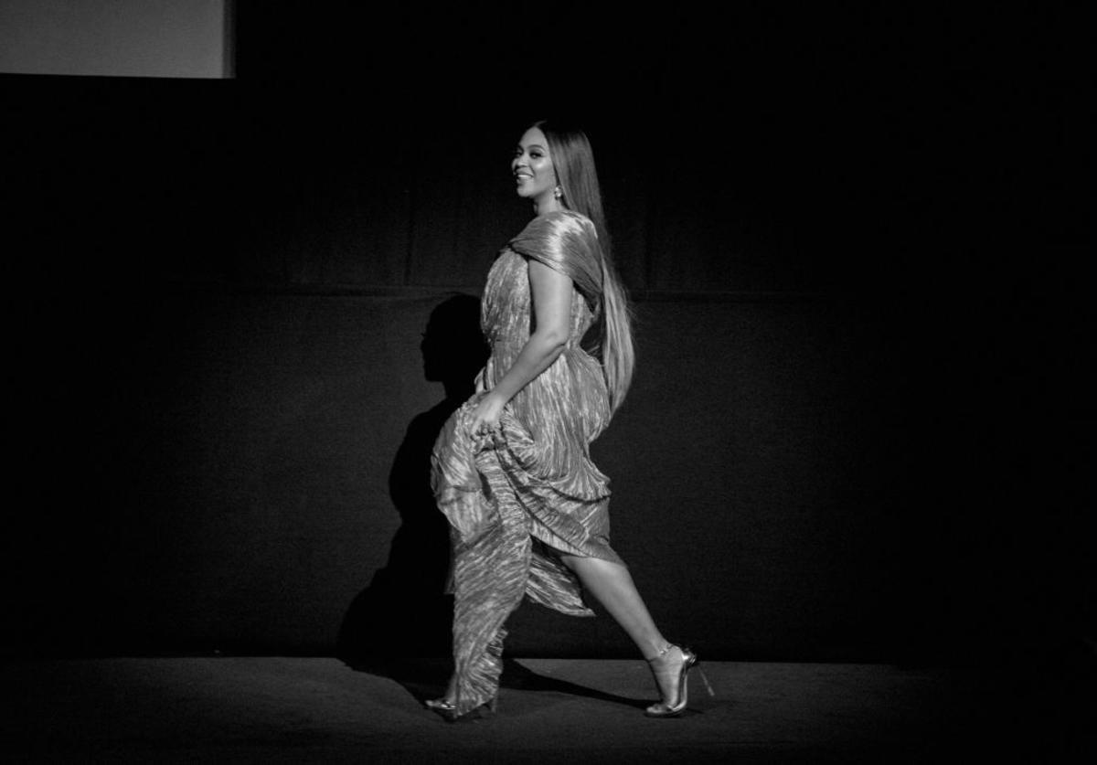 """Beyonce Knowles-Carter attends the European Premiere of """"The Lion King"""" (July 2019)"""