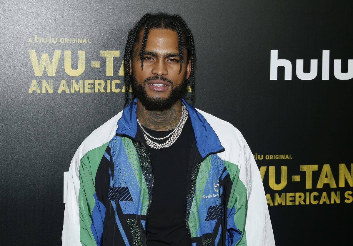 "Dave East attends Hulu's ""Wu-Tang: An American Saga"" Premiere and Reception at Metrograph on September 04, 2019 in New York City"