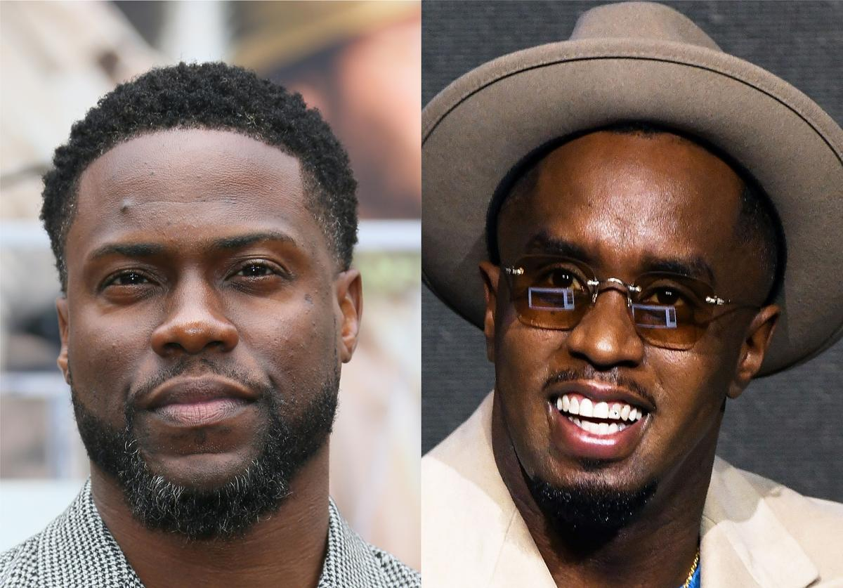 Kevin Hart, Diddy