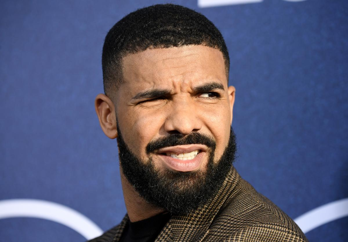 "Drake attends the LA Premiere Of HBO's ""Euphoria"" at The Cinerama Dome on June 04, 2019 in Los Angeles, California"