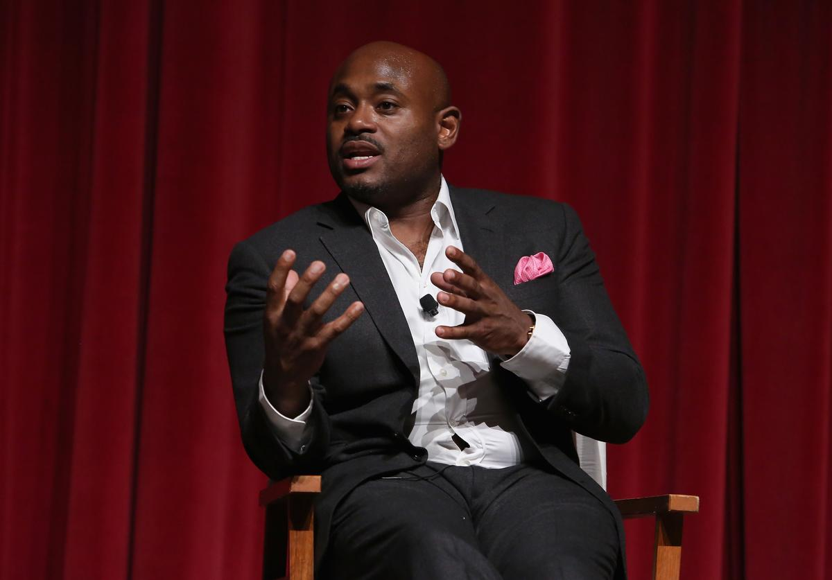Founder/CEO of Translation Steve Stoute attends The Tanning of America special screening at the Leonard Goldenson Theatre on June 3, 2014 in North Hollywood, California.