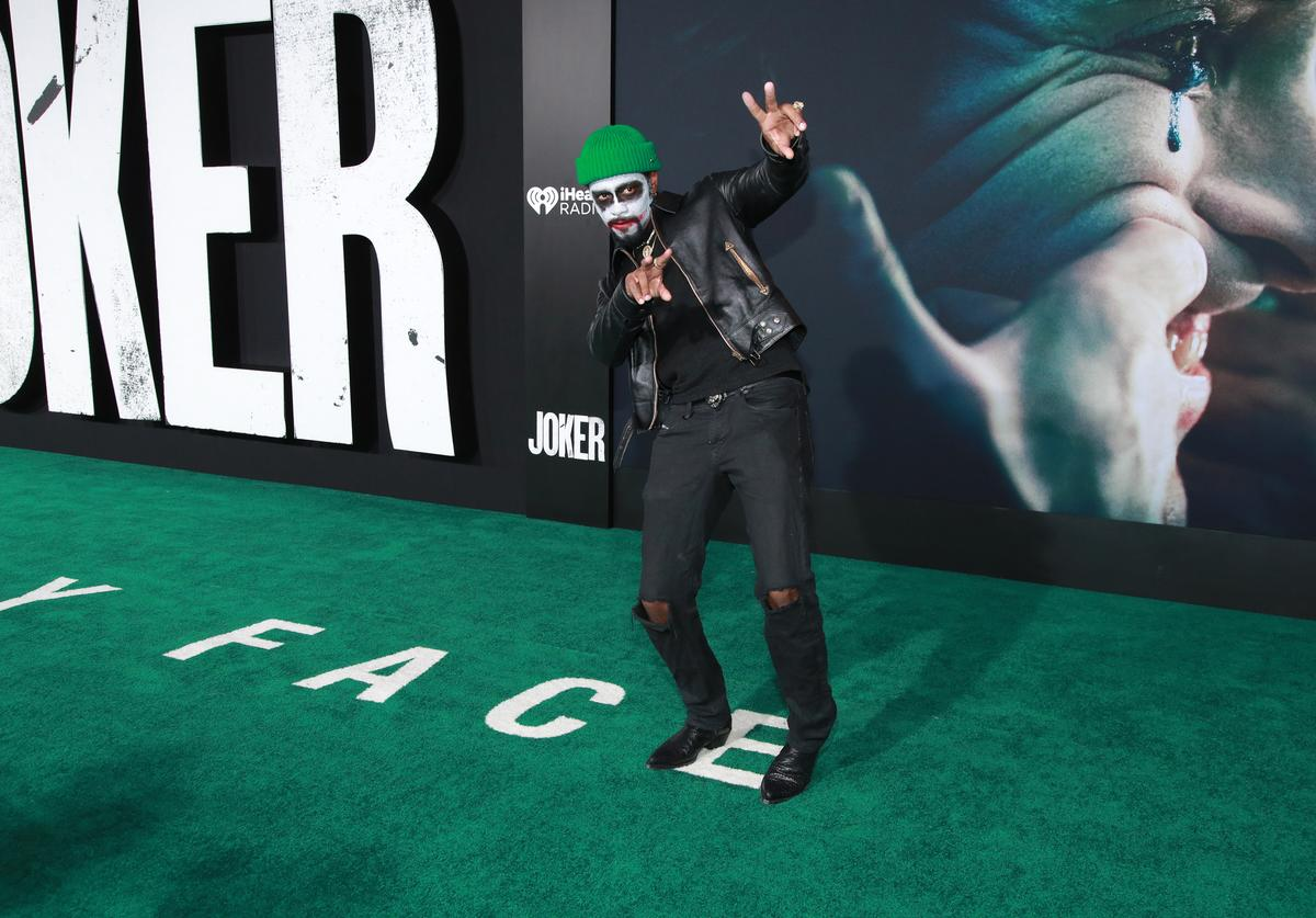 """Lakeith Stanfield attends the premiere of Warner Bros Pictures """"Joker"""" (Sept. 2019)"""