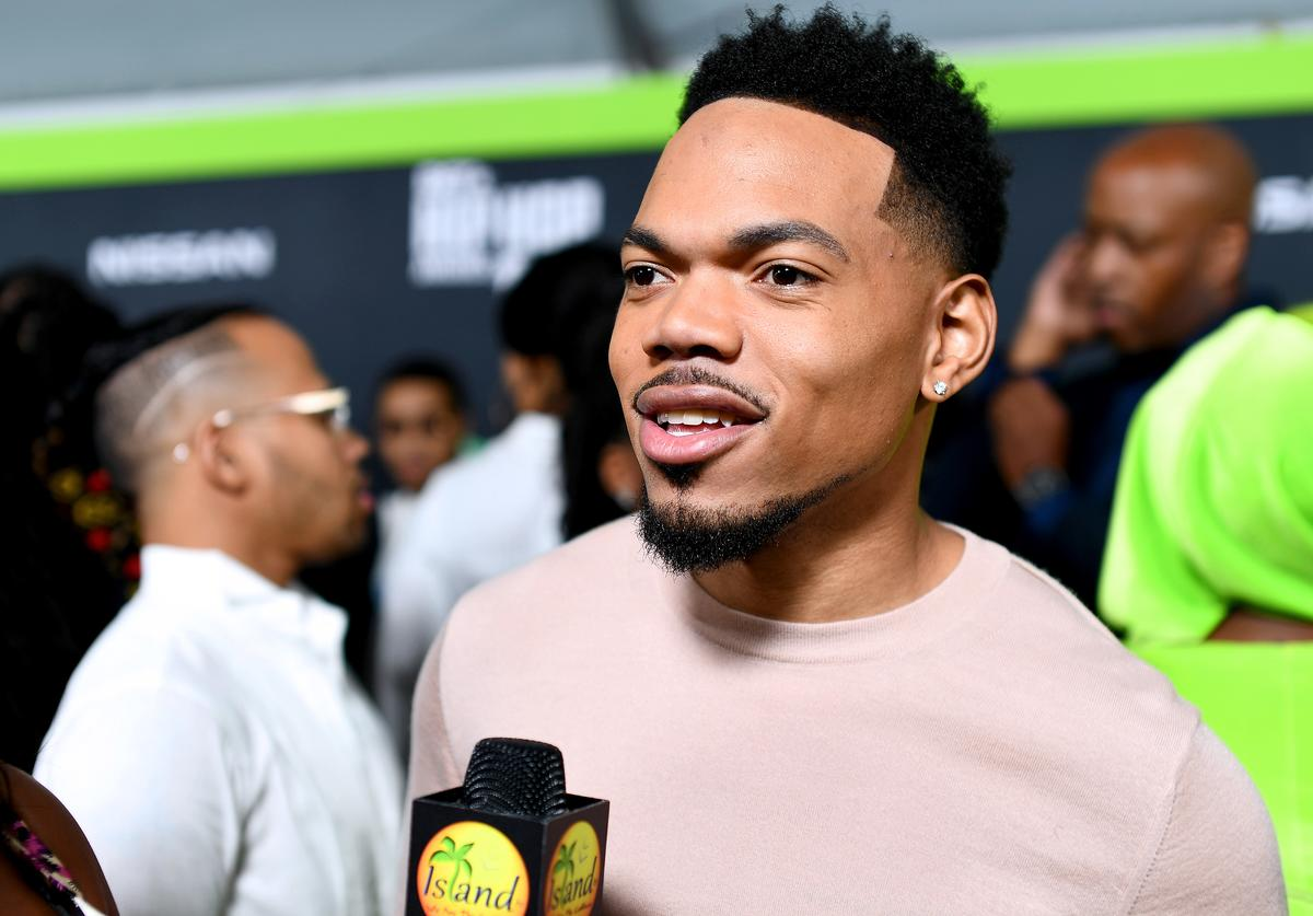 Chance The Rapper attends the BET Hip Hop Awards 2019 at Cobb Energy Center on October 05, 2019 in Atlanta, Georgia.