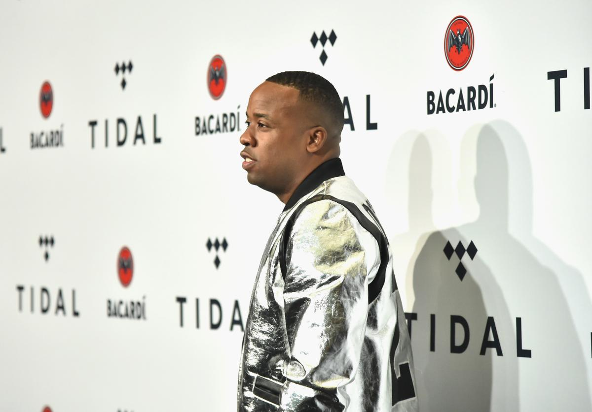 Yo Gotti attends TIDAL X: Brooklyn at Barclays Center of Brooklyn on October 17, 2017 in New York City