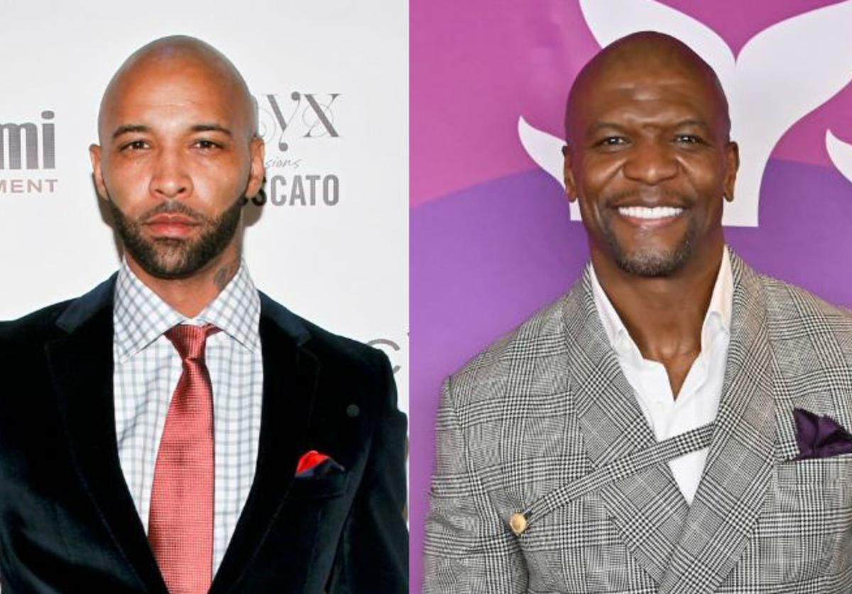 Joe Budden, Terry Crews