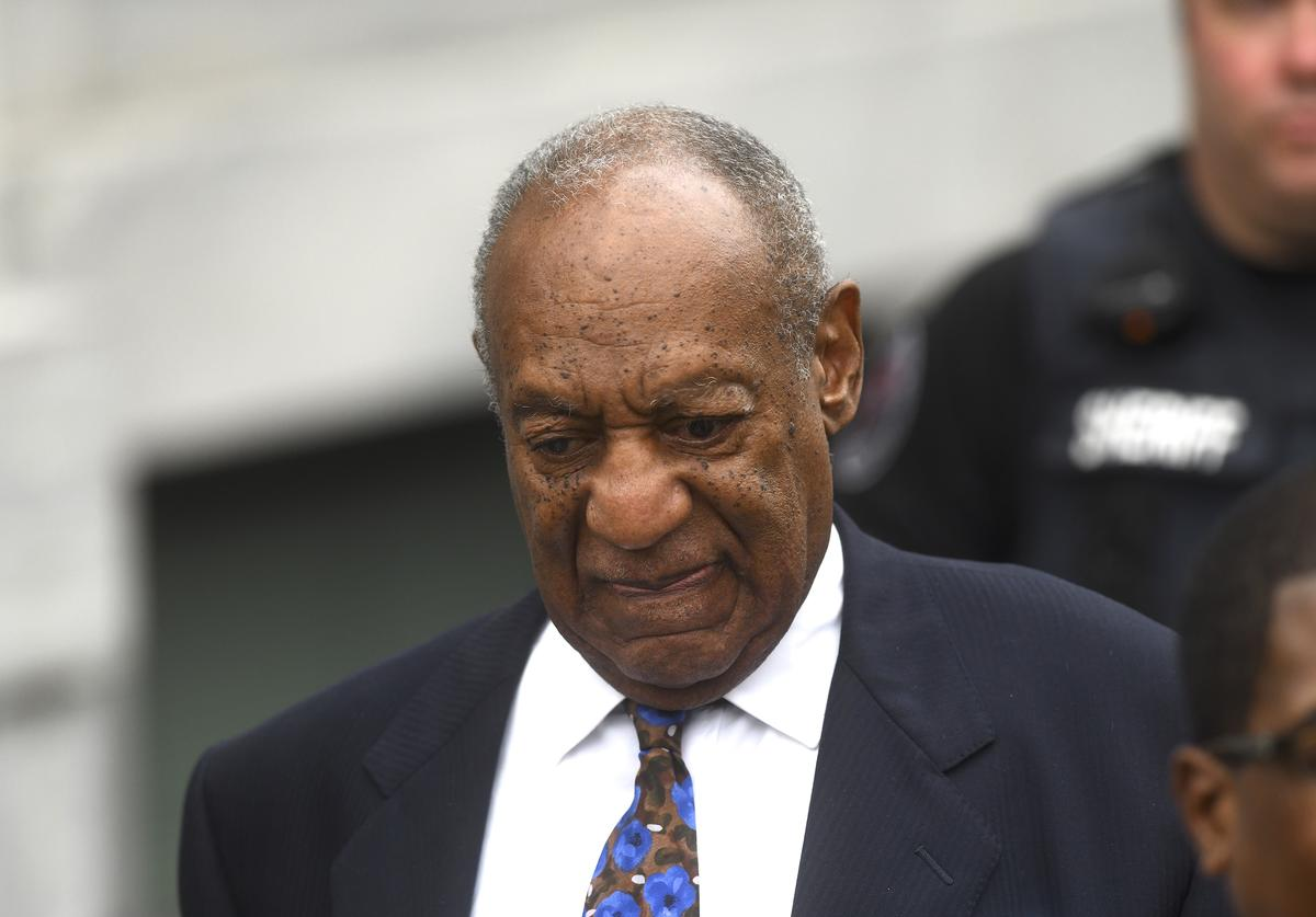 Bill Cosby departs the Montgomery County Courthouse on the first day of sentencing in his sexual assault trial on September 24, 2018 in Norristown, Pennsylvania. In April, Cosby was found guilty on three counts of aggravated indecent assault for drugging and sexually assaulting Andrea Constand at his suburban Philadelphia home in 2004. 60 women have accused the 80 year old entertainer of sexual assault