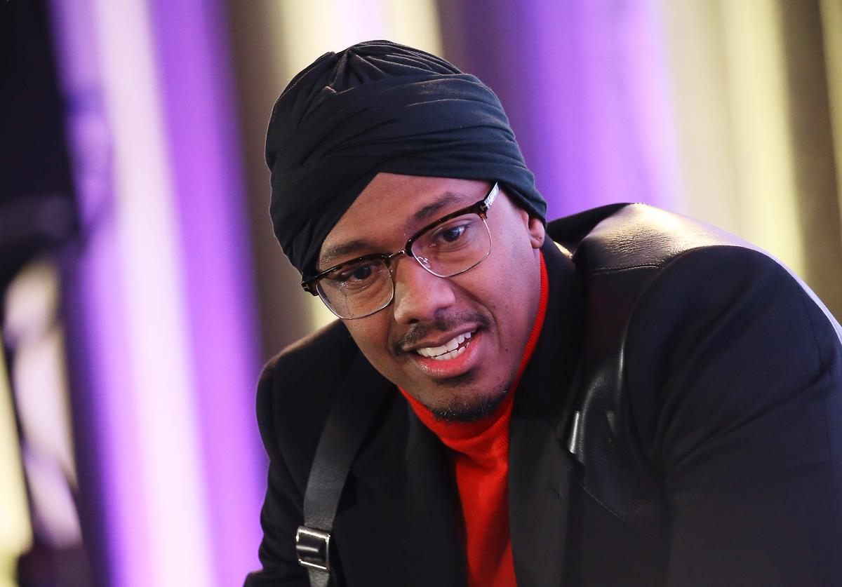 Nick Cannon speaks onstage during the Hollywood Chamber of Commerce 2019 State of The Entertainment Industry Conference held at Lowes Hollywood Hotel on November 21, 2019 in Hollywood, California
