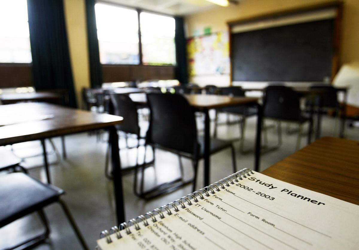 New Jersey Teacher Allegedly Kicked Students During Slavery Lesson