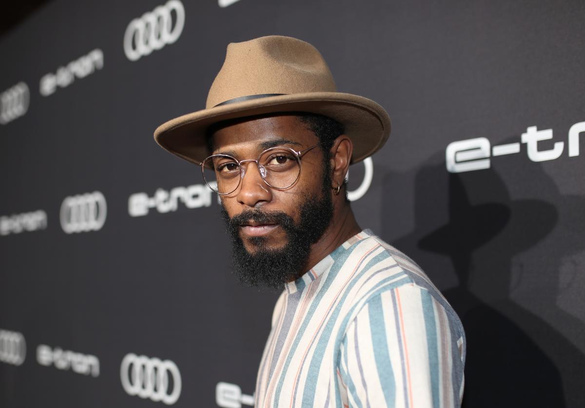 """Lakeith Stanfield Says """"Atlanta"""" Is His Favorite Workplace"""