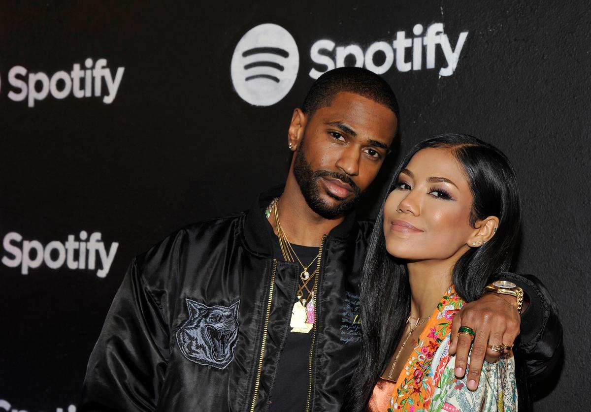 Big Sean, Jhené Aiko Disneyland