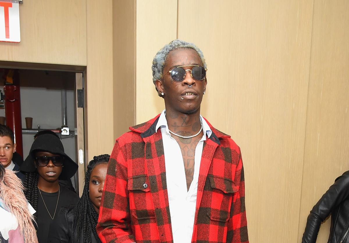 Rihanna Party At The New York EDITION Young Thug