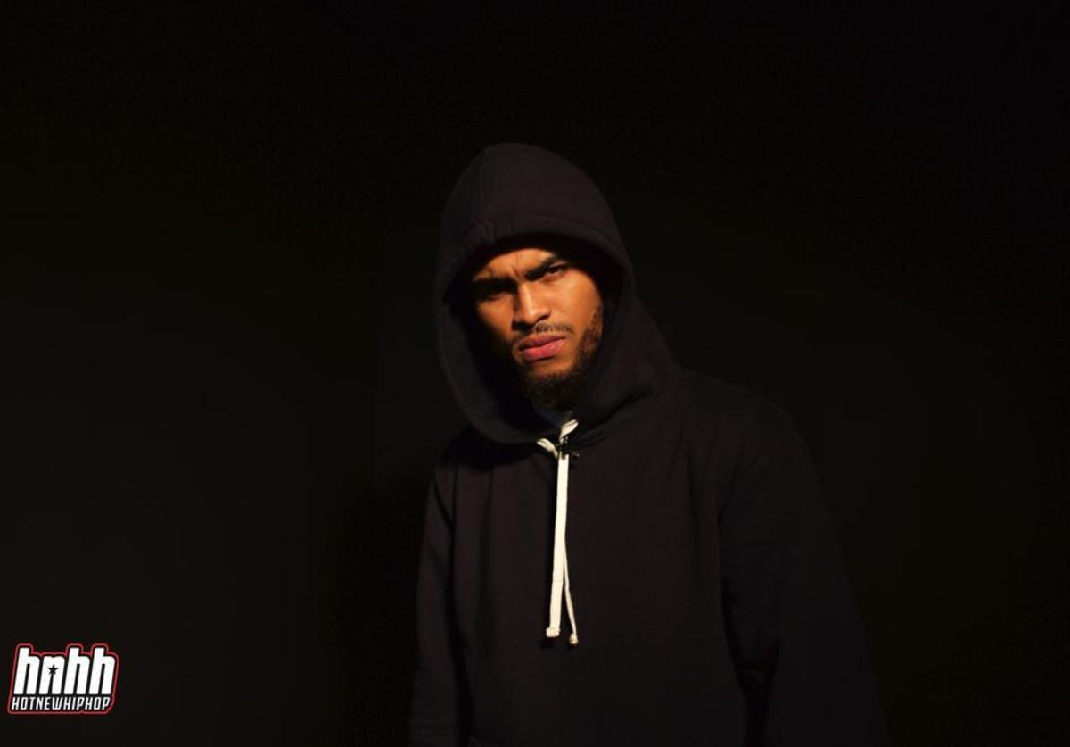 Dave East at HNHH NYC Office