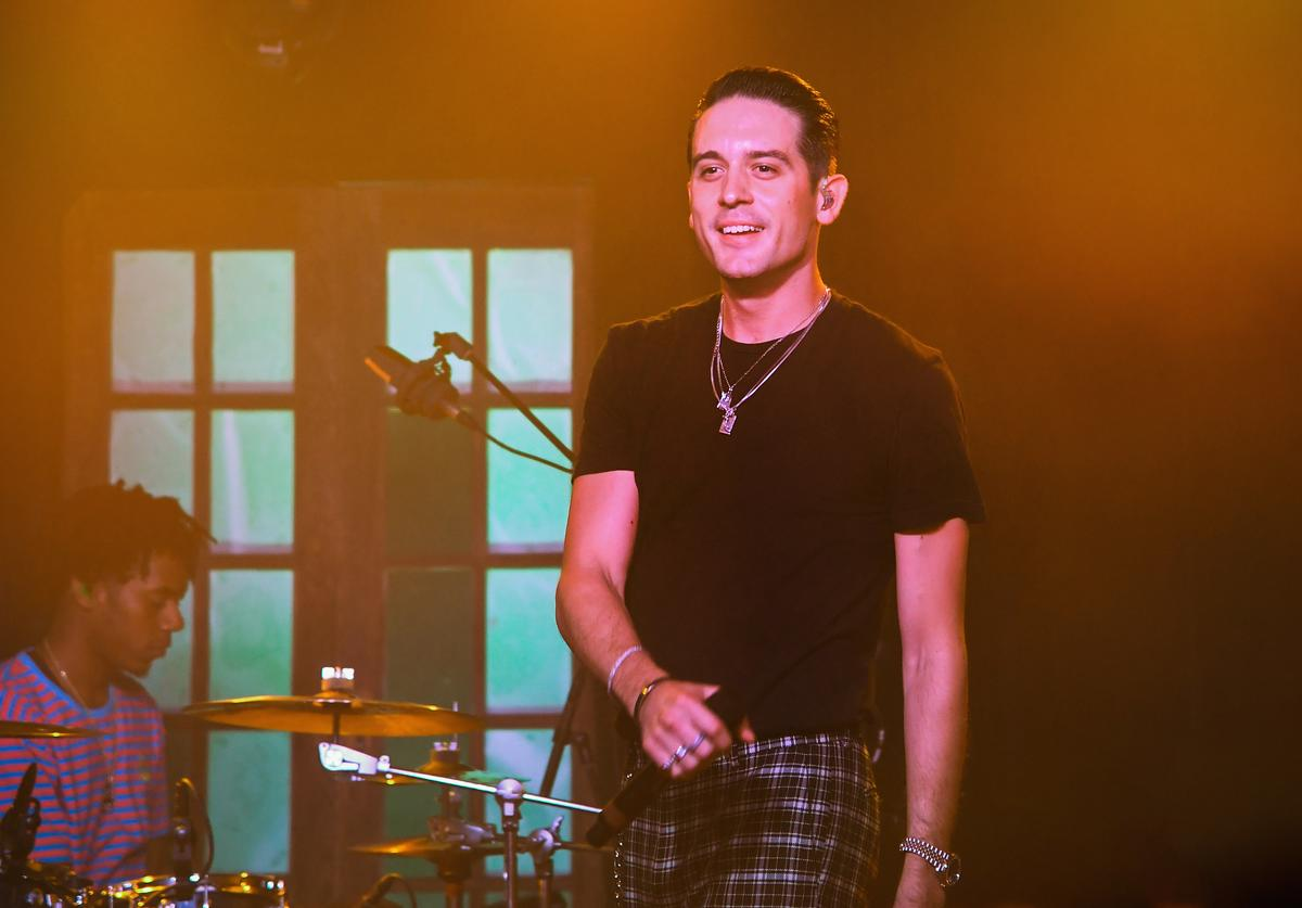 G-Eazy in New Orleans