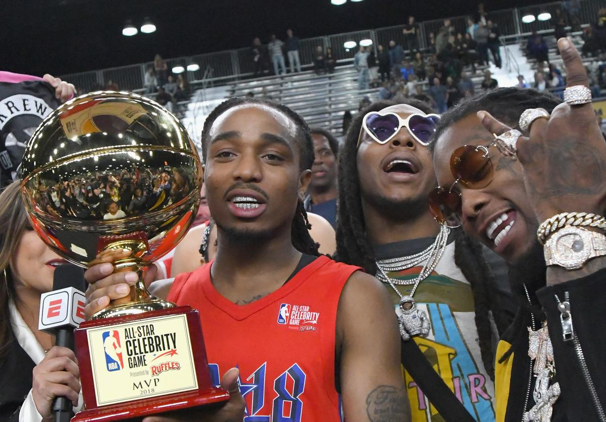 Quavo, Offset, & Takeoff