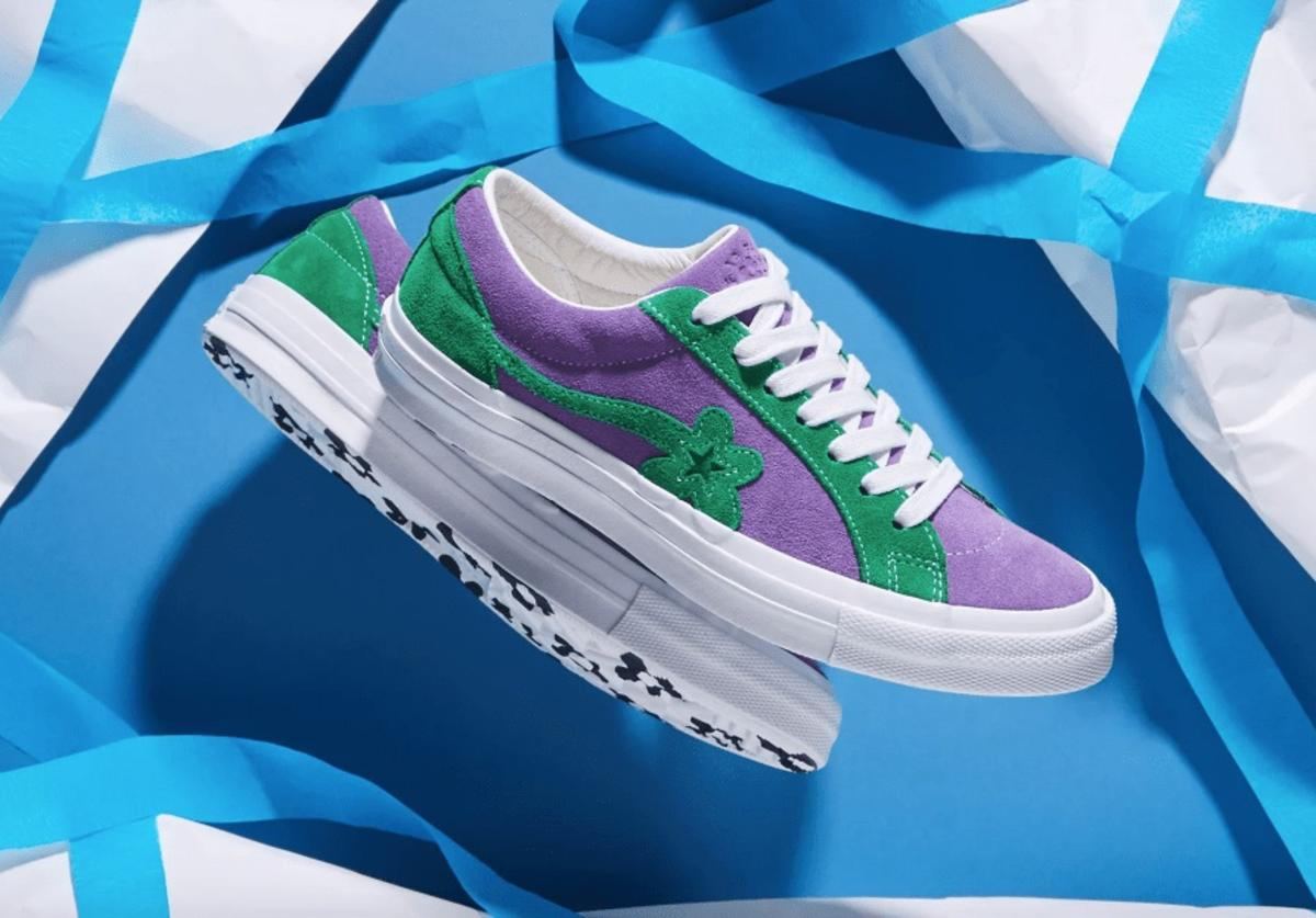 Tyler x Converse One Star
