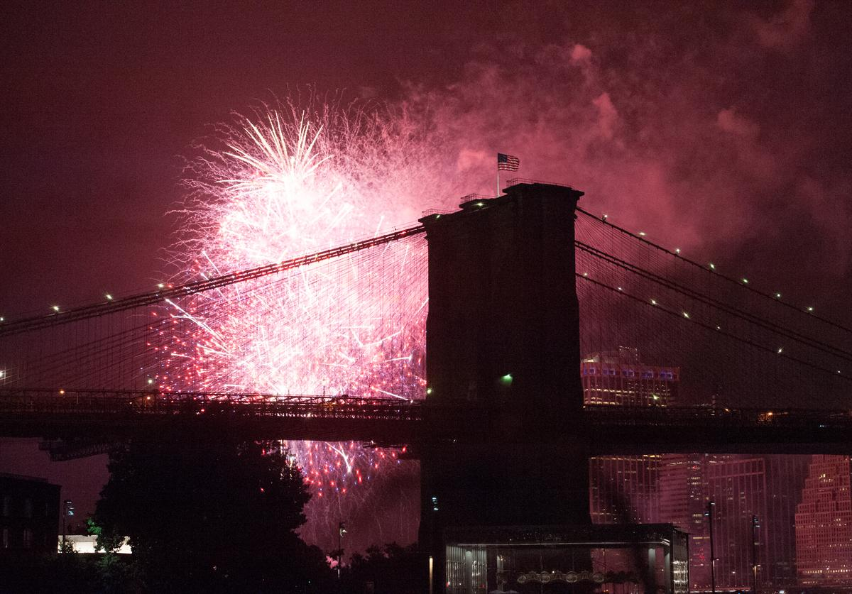 4th Of July Celebrations In New York City