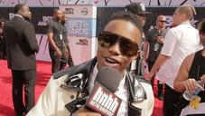 Silento At The 2015 BET Awards Red Carpet