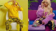 """Machine Gun Kelly Proves He's Over His Ex In """"The Break Up"""" Video"""