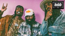 "Flatbush Zombies Give Examples Of A Real Life ""Vacation In Hell"""