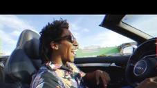 """Watch Damian Lemar Hudson Cruise With The Top Down In """"Voyager Drive"""""""