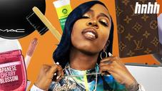 Kash Doll Reveals She's Spent $2K On Portable Chargers & Always Keeps Rihanna's Lip Gloss On Her