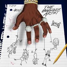 "Stream A Boogie Wit Da Hoodie's ""The Bigger Artist"""