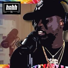 Zoey Dollaz Goes In During His HNHH Freestyle Session
